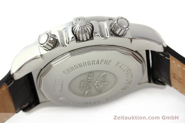 Used luxury watch Breitling B01 steel automatic Kal. B01 Ref. AB0110  | 141292 08