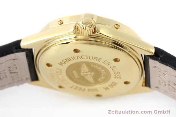 Used luxury watch Breitling Lady J 18 ct gold quartz Kal. B52 ETA 256.112 Ref. K52065.1  | 141304 08