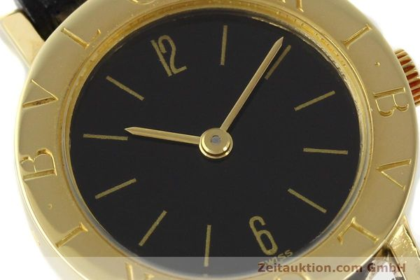 Used luxury watch Bvlgari Bvlgari 18 ct gold manual winding Kal. Kaliber 78/1 auf Basis ETA 2512 Ref. G18864  | 141311 02