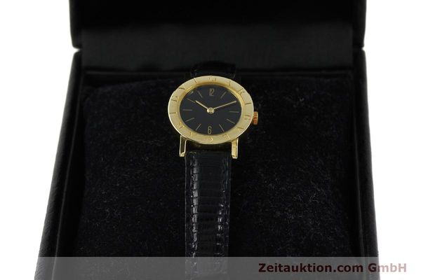 Used luxury watch Bvlgari Bvlgari 18 ct gold manual winding Kal. Kaliber 78/1 auf Basis ETA 2512 Ref. G18864  | 141311 07