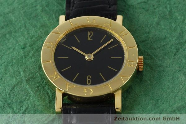 Used luxury watch Bvlgari Bvlgari 18 ct gold manual winding Kal. Kaliber 78/1 auf Basis ETA 2512 Ref. G18864  | 141311 15