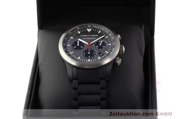 Used luxury watch Porsche Design Dashbord aluminium automatic Kal. ETA 2894-2 Ref. 6612.14/1  | 141313 07