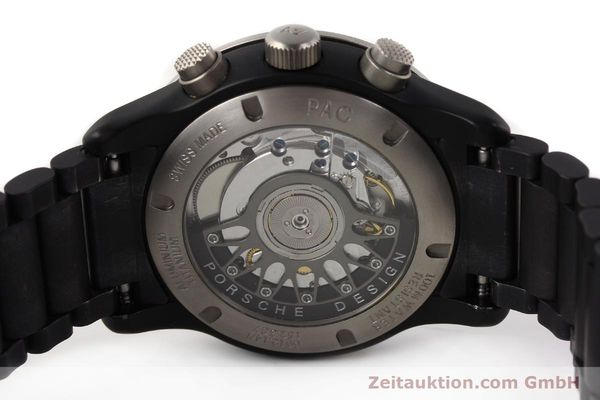 Used luxury watch Porsche Design Dashbord aluminium automatic Kal. ETA 2894-2 Ref. 6612.14/1  | 141313 09