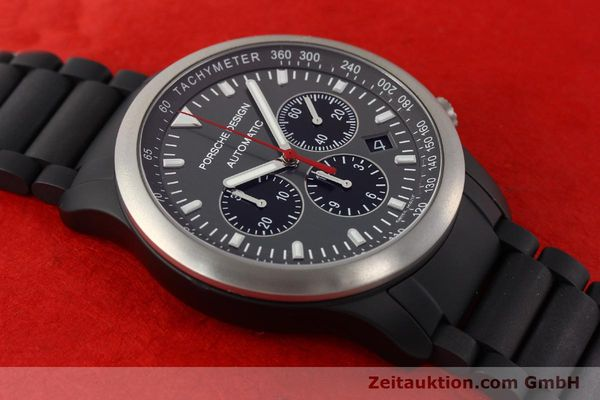 Used luxury watch Porsche Design Dashbord aluminium automatic Kal. ETA 2894-2 Ref. 6612.14/1  | 141313 14