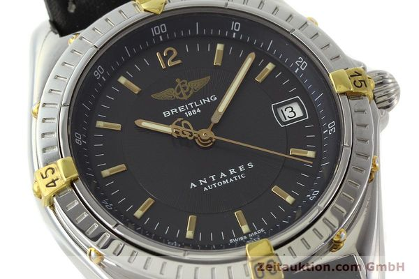 Used luxury watch Breitling Antares gilt steel automatic Kal. B10 ETA 2892A2 Ref. B10048  | 141314 02