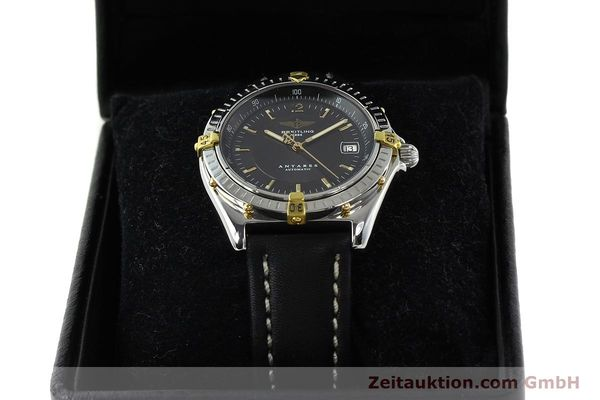 Used luxury watch Breitling Antares gilt steel automatic Kal. B10 ETA 2892A2 Ref. B10048  | 141314 07