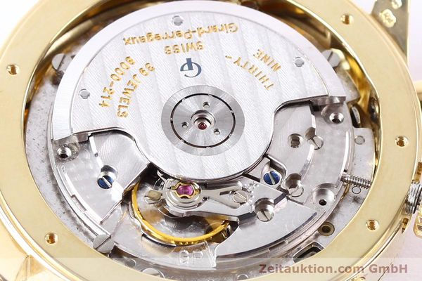 Used luxury watch Girard Perregaux Olimpico 1992 chronograph 18 ct gold automatic Kal. 8000-214 Ref. 1030  | 141317 10