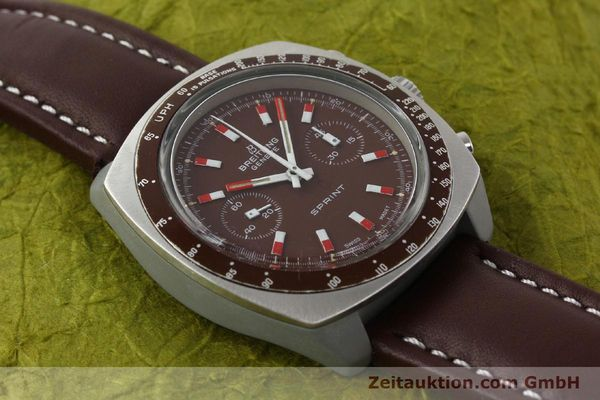 Used luxury watch Breitling Sprint others manual winding Ref. 2016  | 141321 12