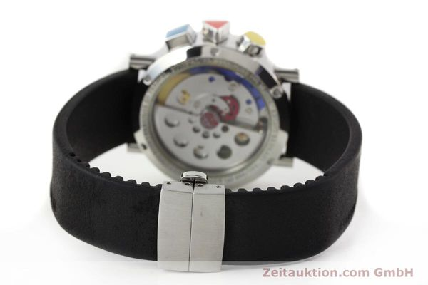 Used luxury watch Alain Silberstein Krono Bauhaus steel automatic Kal. LWO 5100  | 141325 11