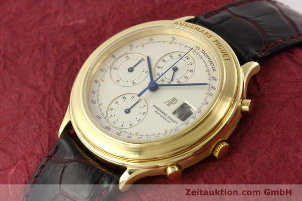 Used luxury watch Audemars Piguet * 18 ct gold automatic Kal. 2126 Ref. C75354  | 141327 01
