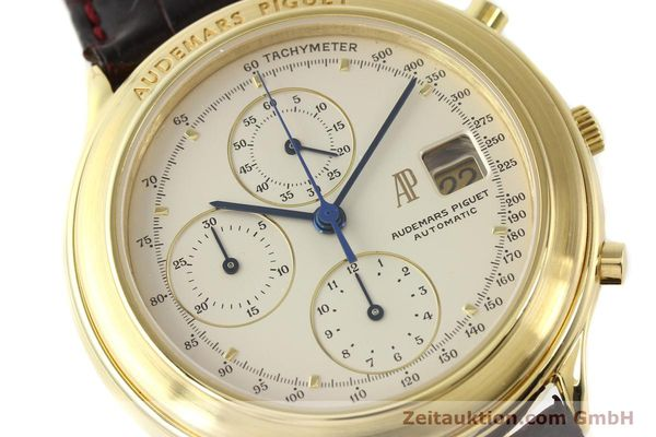 Used luxury watch Audemars Piguet * 18 ct gold automatic Kal. 2126 Ref. C75354  | 141327 02