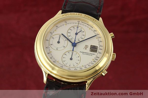 Used luxury watch Audemars Piguet * 18 ct gold automatic Kal. 2126 Ref. C75354  | 141327 04