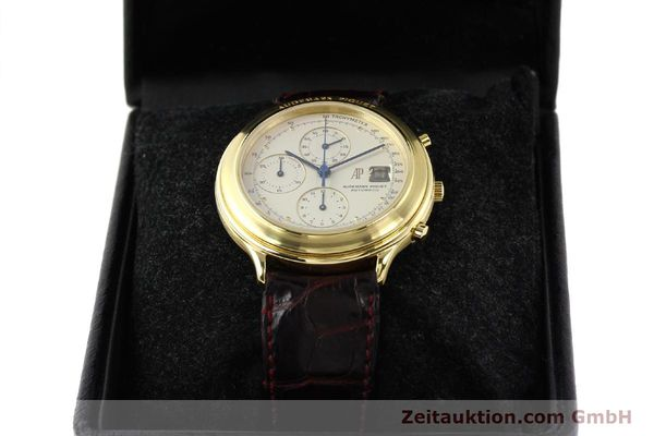 Used luxury watch Audemars Piguet * 18 ct gold automatic Kal. 2126 Ref. C75354  | 141327 07