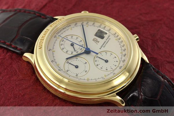 Used luxury watch Audemars Piguet * 18 ct gold automatic Kal. 2126 Ref. C75354  | 141327 16