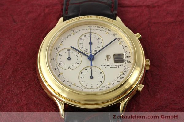 Used luxury watch Audemars Piguet * 18 ct gold automatic Kal. 2126 Ref. C75354  | 141327 17