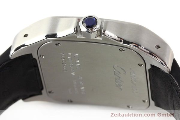 Used luxury watch Cartier Santos steel / gold automatic Kal. 049 ETA 2892A2  | 141329 08