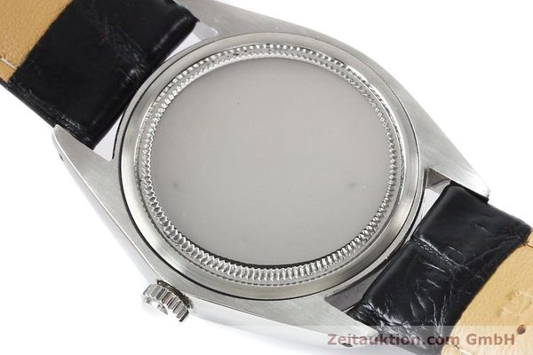 Used luxury watch Rolex Precision steel manual winding Kal. 1225 Ref. 6694  | 141332 10