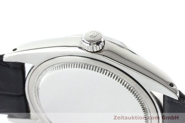 Used luxury watch Rolex Precision steel manual winding Kal. 1225 Ref. 6694  | 141332 11