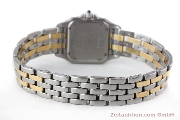 Used luxury watch Cartier Panthere steel / gold quartz Kal. 157  | 141333 11