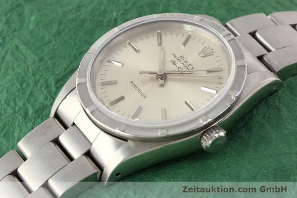 Used luxury watch Rolex Precision steel automatic Kal. 3000 Ref. 14010  | 141335 01