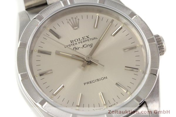 Used luxury watch Rolex Precision steel automatic Kal. 3000 Ref. 14010  | 141335 02