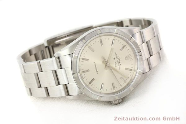 Used luxury watch Rolex Precision steel automatic Kal. 3000 Ref. 14010  | 141335 03