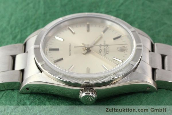 Used luxury watch Rolex Precision steel automatic Kal. 3000 Ref. 14010  | 141335 05