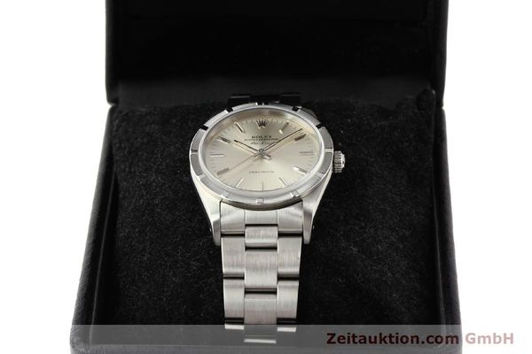 Used luxury watch Rolex Precision steel automatic Kal. 3000 Ref. 14010  | 141335 07