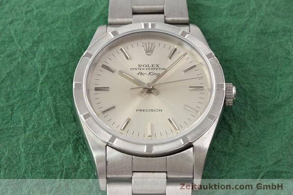 Used luxury watch Rolex Precision steel automatic Kal. 3000 Ref. 14010  | 141335 17