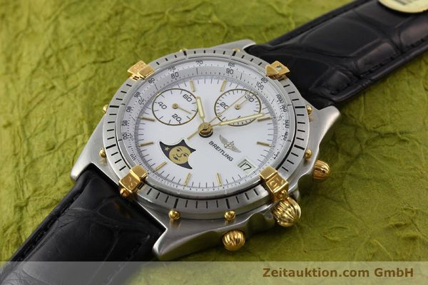 Used luxury watch Breitling Chronomat gilt steel automatic Kal. VAL 7758 Ref. 81.950  | 141342 01