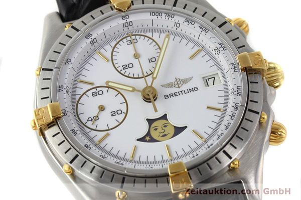 Used luxury watch Breitling Chronomat gilt steel automatic Kal. VAL 7758 Ref. 81.950  | 141342 02