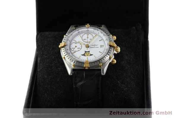 Used luxury watch Breitling Chronomat gilt steel automatic Kal. VAL 7758 Ref. 81.950  | 141342 07