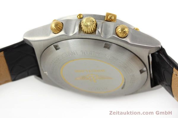 Used luxury watch Breitling Chronomat gilt steel automatic Kal. VAL 7758 Ref. 81.950  | 141342 08