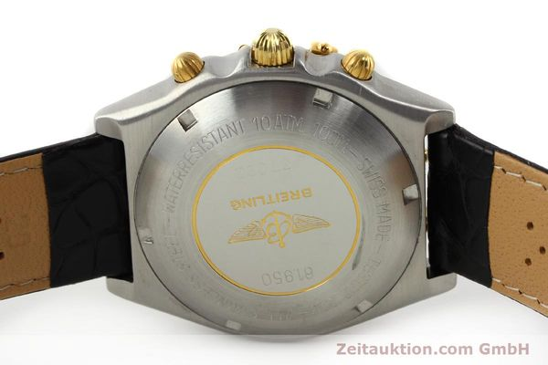 Used luxury watch Breitling Chronomat gilt steel automatic Kal. VAL 7758 Ref. 81.950  | 141342 09