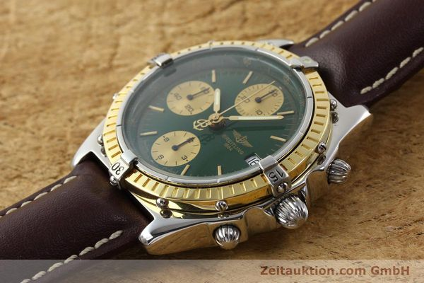 Used luxury watch Breitling Chronomat steel / gold automatic Kal. B13 ETA 7750 Ref. D13047  | 141344 01