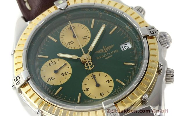 Used luxury watch Breitling Chronomat steel / gold automatic Kal. B13 ETA 7750 Ref. D13047  | 141344 02