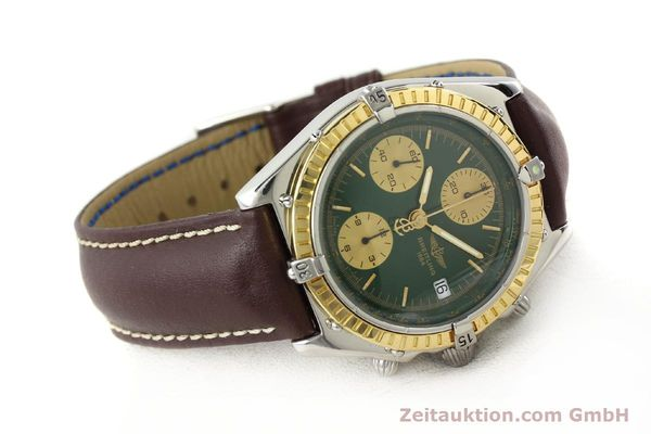 Used luxury watch Breitling Chronomat steel / gold automatic Kal. B13 ETA 7750 Ref. D13047  | 141344 03