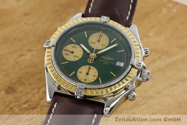 Used luxury watch Breitling Chronomat steel / gold automatic Kal. B13 ETA 7750 Ref. D13047  | 141344 04