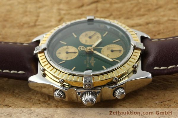 Used luxury watch Breitling Chronomat steel / gold automatic Kal. B13 ETA 7750 Ref. D13047  | 141344 05