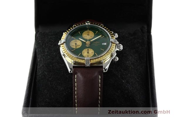 Used luxury watch Breitling Chronomat steel / gold automatic Kal. B13 ETA 7750 Ref. D13047  | 141344 07