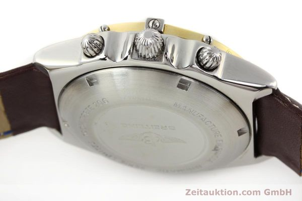Used luxury watch Breitling Chronomat steel / gold automatic Kal. B13 ETA 7750 Ref. D13047  | 141344 08