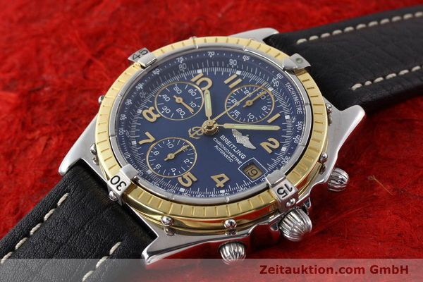 Used luxury watch Breitling Chronomat steel / gold automatic Kal. VAL 7750 Ref. 81950  | 141345 01