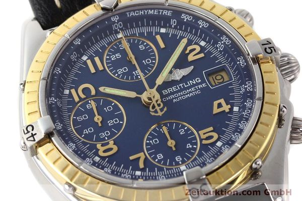 Used luxury watch Breitling Chronomat steel / gold automatic Kal. VAL 7750 Ref. 81950  | 141345 02
