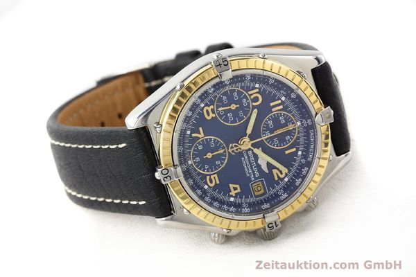 Used luxury watch Breitling Chronomat steel / gold automatic Kal. VAL 7750 Ref. 81950  | 141345 03
