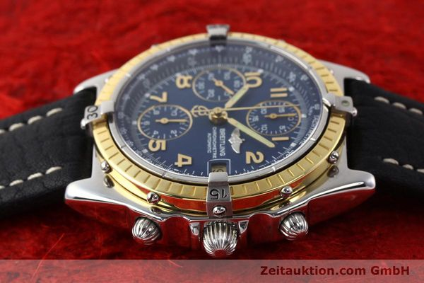 Used luxury watch Breitling Chronomat steel / gold automatic Kal. VAL 7750 Ref. 81950  | 141345 05