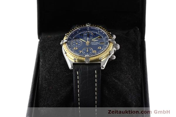 Used luxury watch Breitling Chronomat steel / gold automatic Kal. VAL 7750 Ref. 81950  | 141345 07