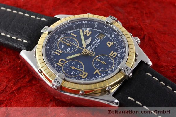 Used luxury watch Breitling Chronomat steel / gold automatic Kal. VAL 7750 Ref. 81950  | 141345 14