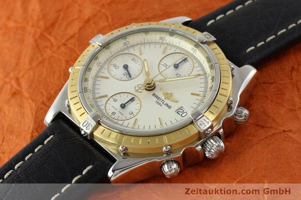 Used luxury watch Breitling Chronomat steel / gold automatic Kal. B13 ETA 7750 Ref. D13050  | 141346 01