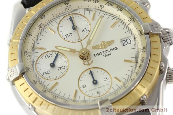 Used luxury watch Breitling Chronomat steel / gold automatic Kal. B13 ETA 7750 Ref. D13050  | 141346 02