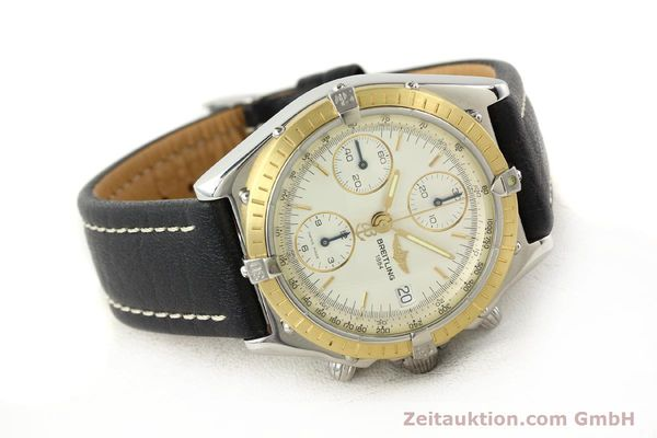 Used luxury watch Breitling Chronomat steel / gold automatic Kal. B13 ETA 7750 Ref. D13050  | 141346 03
